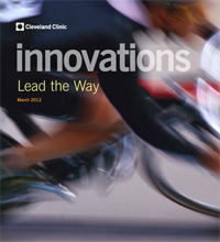 Cleveland Clinic Innovations Newsletter Lead the Way